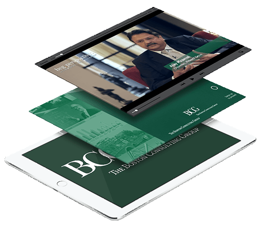 Boston Consulting Group app beschrijving