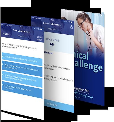 Erasmus MC Clinical Challenge beschrijving
