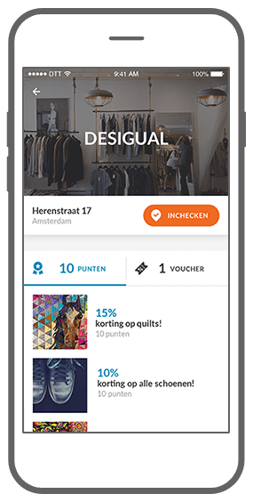 Function Weetjes over de winkel - Fanly loyalty app