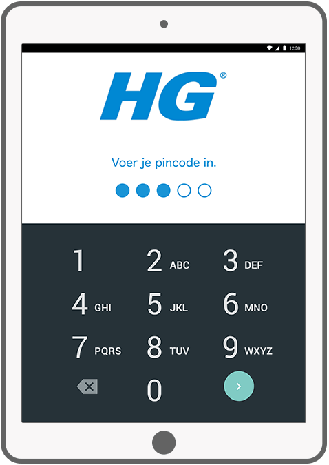 Function Login - HG Sales app III