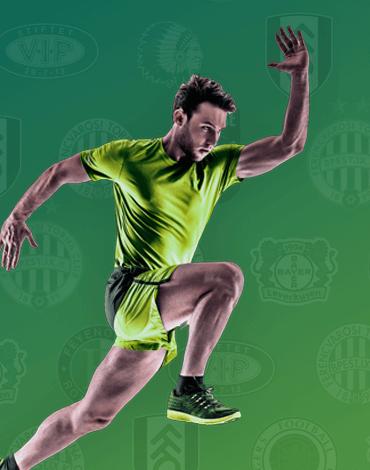 Healthy Football League app - DTT apps