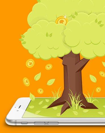 One Million Leaves - DTT apps