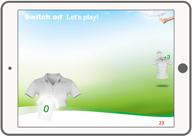 Function Dynamisch - Persil Facebook game