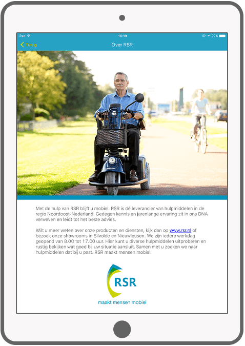 Function About RSR - RSR Breakdown Assistance app