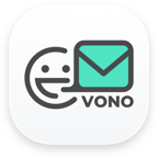 VoNo Voice Note to Mail app