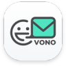VoNo Voice Note to Mail app icon