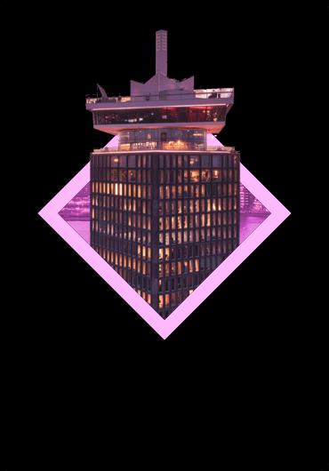 A'DAM Tower members' club - DTT apps