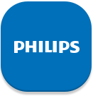 Philips Android TV weather app