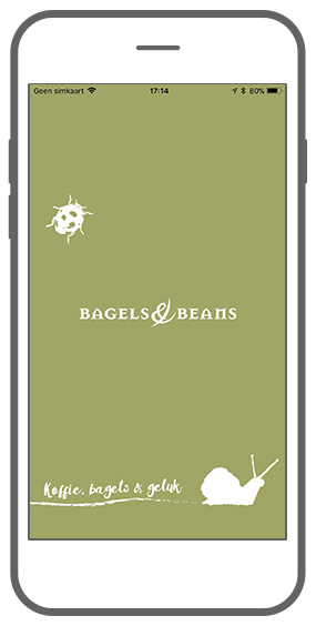 Function Splash - Bagels & Beans loyalty app