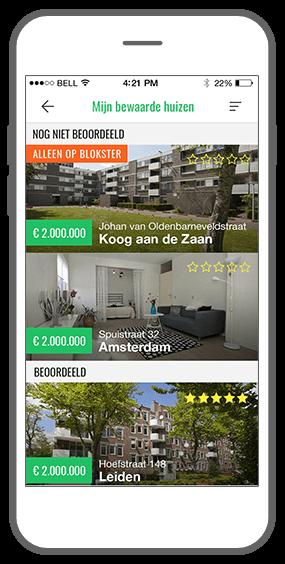 Function Ratings - Blokster app