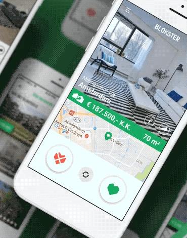 Blokster app - DTT apps