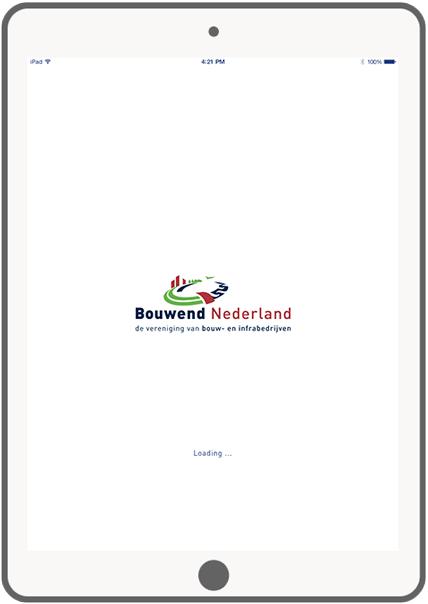 Function Splash - Bouwend Nederland e-learning tool