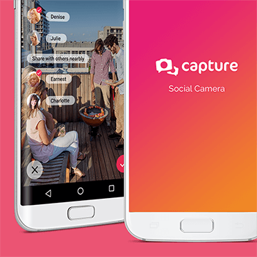 Capture Social Camera app - DTT apps