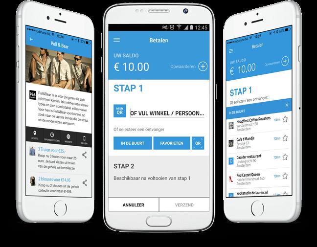 Daalder payment app overzicht