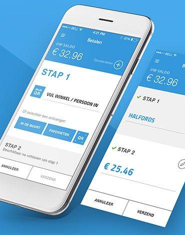 Daalder payment app - DTT apps