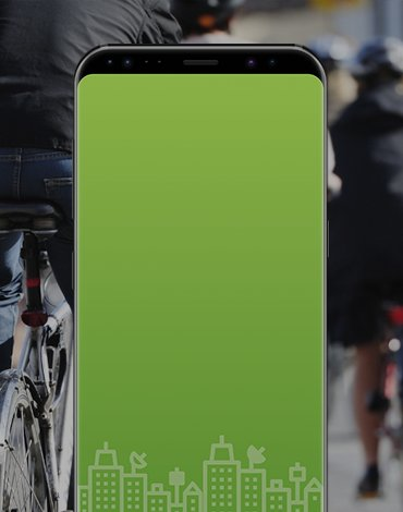 E-bike to go bike rental app - DTT apps