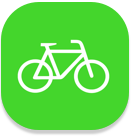 E-bike to go fietsuitleen app