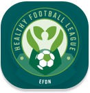 Healthy Football League app