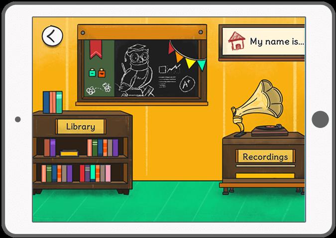 Function My room - Edu Play Book