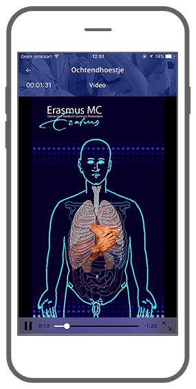 Function Casus: video - Erasmus MC Clinical Challenge