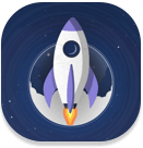 Fly Me to The Stars VR icon