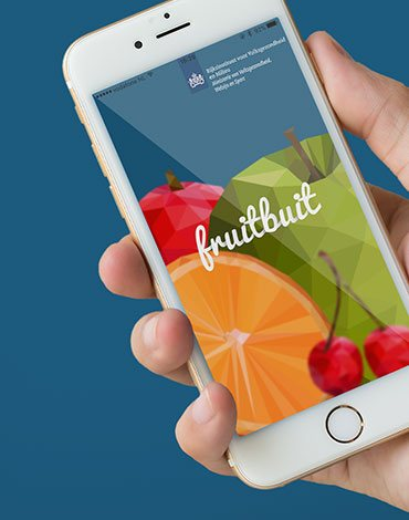 Fruitbuit app - DTT apps