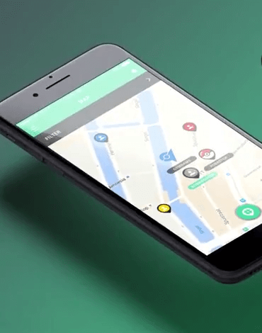 Geochat Pokémon radar - DTT apps