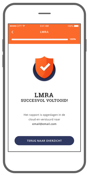 Function Check: LMRA - Check Your Safety app