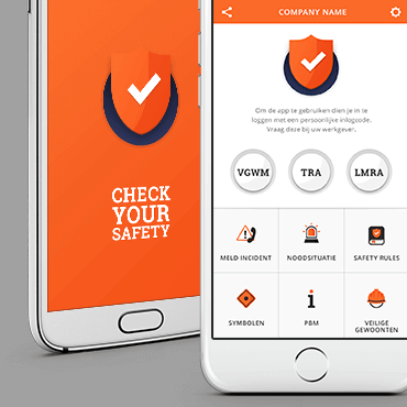 Check Your Safety app - DTT apps