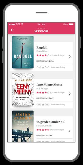 Function Arriving soon - Hebban books community app