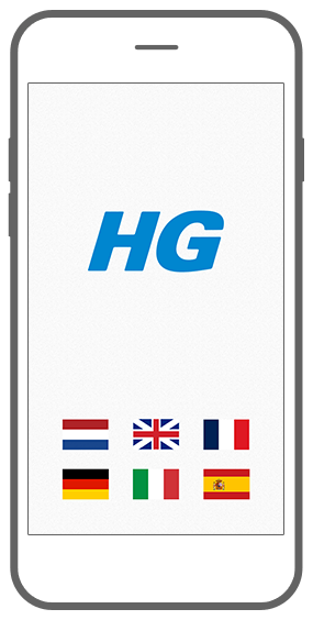 Function Multi-language - HG Order Portal