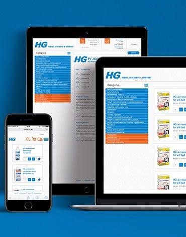 HG Order Portal - DTT apps