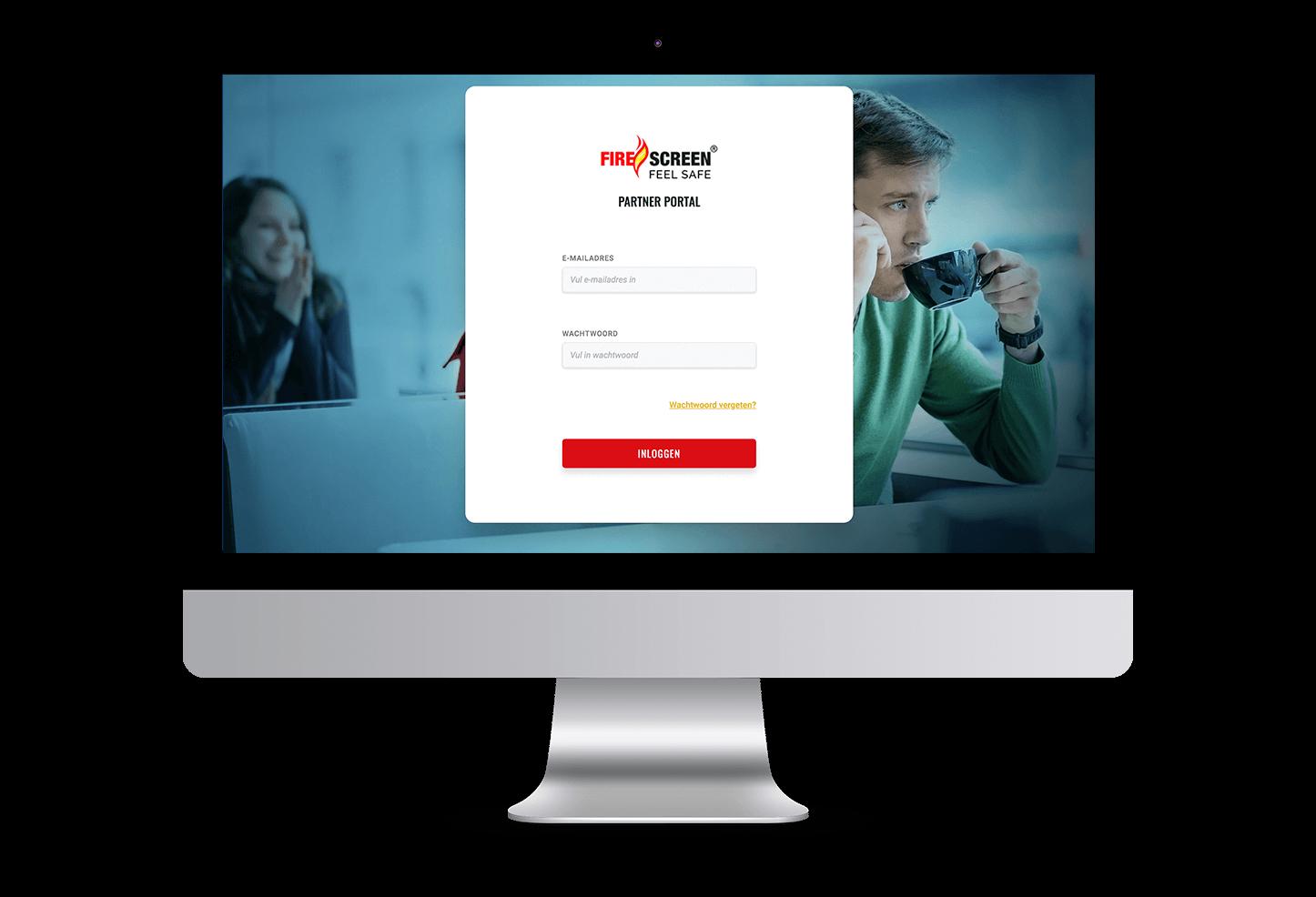 Hoefnagels Partner Portal overzicht