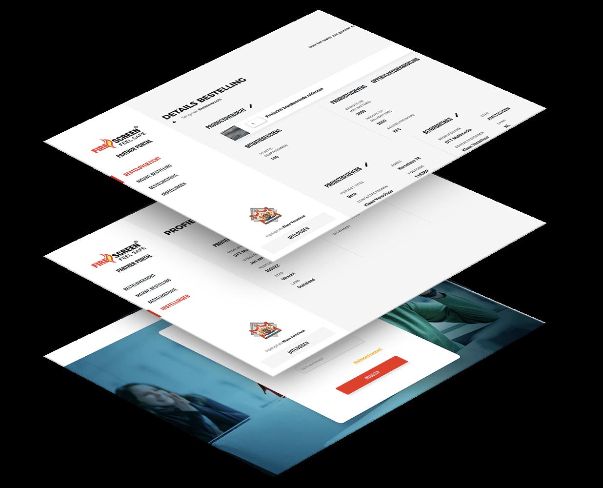 Hoefnagels Partner Portal beschrijving