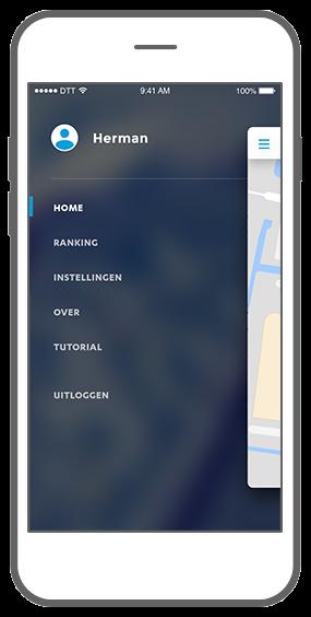 Function Menu - Janssen Biologics e-learning app