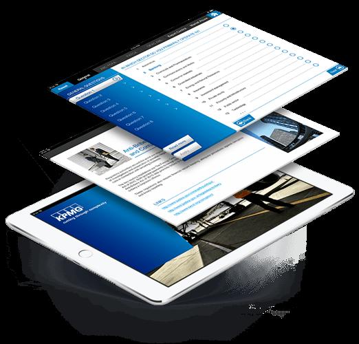 KPMG Fine app I beschrijving