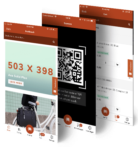 Kruitbosch order app beschrijving