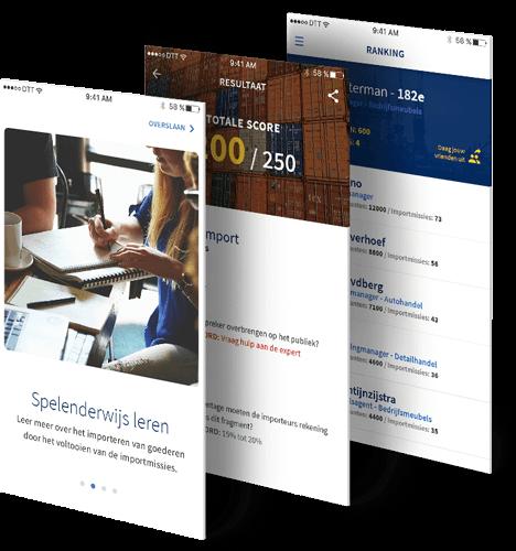 KvK Start2Import e-learning app beschrijving