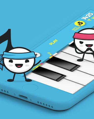 Listen & Play music app - DTT apps