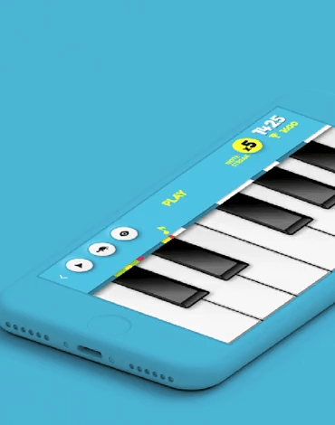 Ditto piano music app - DTT apps