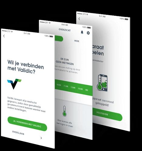 iProvèn eHealth app beschrijving