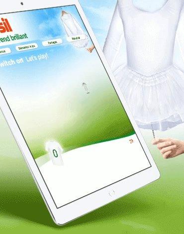 Persil Facebook game - DTT apps