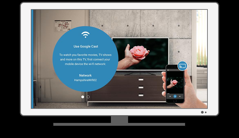 Philips Android TV launcher app | DTT