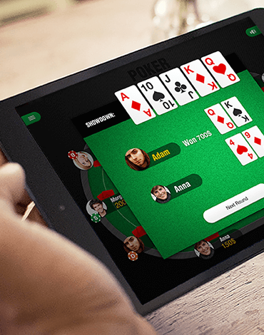 PokerConnect app - DTT apps