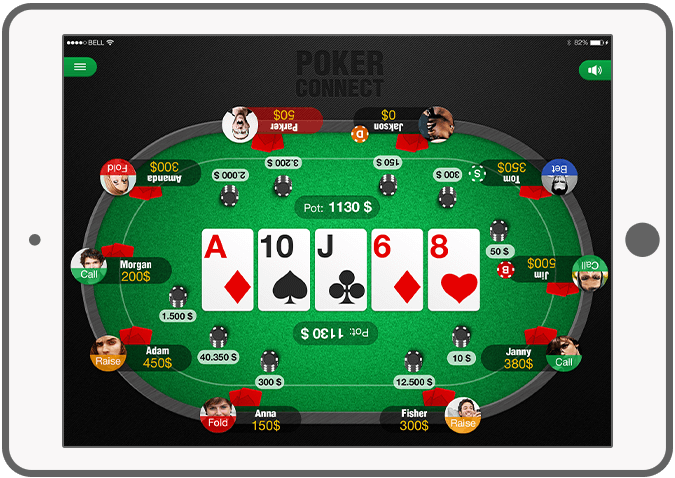 Function Multiplayer - PokerConnect app