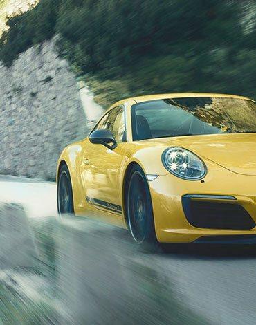 Porsche E-learning game - DTT apps