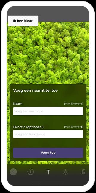 Function Styling - Titel - Vormats