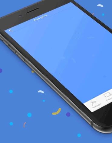 VakantieVeilingen Scratch game - DTT apps