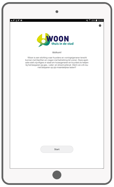 Function Introduction - !Woon - Wooninfo sustainable living app