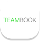 Teambook intranet app